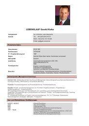Kiefer Gerold Lebenslauf-2012-09 - GEKI Consult