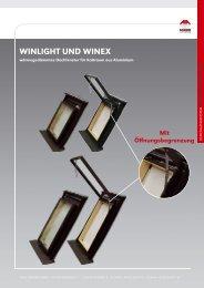 Winlight und Winex - Mage