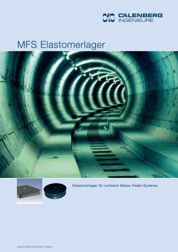 Bewehrte Elastomerlager - Calenberg Ingenieure