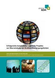 Erfolgreiche kommunale/ regionale Projekte zur Überwindung von ...