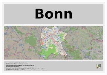 Bonn - MapOSMatic