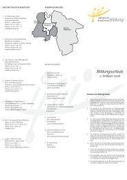 KEB-Bildungsurlaub 06_07 - Katholische Erwachsenenbildung im ...