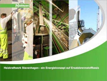 Heizkraftwerk Stavenhagen – ein Energiekonzept auf ...