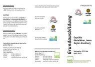 Grundausbildung - katholische Erwachsenenbildung im Land ...