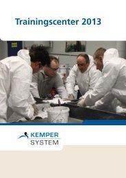 Trainingscenter 2013 - KEMPER SYSTEM