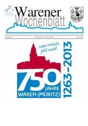 PDF-Datei des WWB 01/201 - Müritz