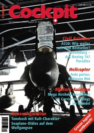 pdf Download Oktober 2010 - Cockpit