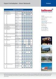 Export Verladeplan – Unser Netzwerk - Hellmann Worldwide Logistics