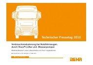 Verbrauchsreduzierung bei Nutzfahrzeugen durch Visco ... - Behr