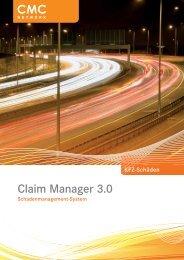 Claim Manager 3.0 - CMC Network GmbH