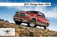 2011 Dodge Ram 1500 - Auto Magnus