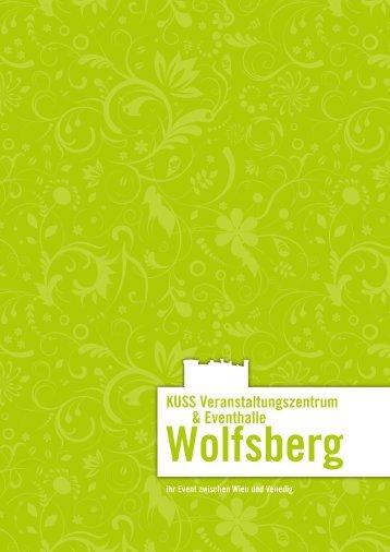 KUSS Veranstaltungszentrum & Eventhalle - Stadt Wolfsberg