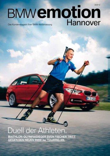 Hannover - BMW Niederlassung Nürnberg