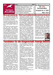 Barmbeker Kurs 02/07 - SPD Barmbek-Mitte