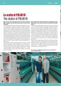 Outpace Spinning Mills - Savio SPA - Page 6