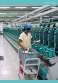 Outpace Spinning Mills - Savio SPA - Page 7