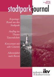 Stadtparkjournal 0312 Kopie - ikv