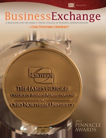 Business Exchange - Ohio Northern University