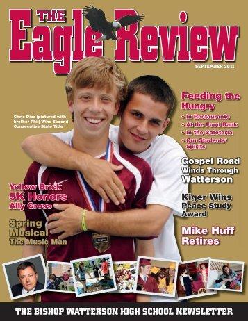 5K Honors Mike Huff - Bishop Watterson High School