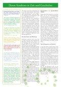 JUBILÄUMSAUSGABE - Elternrunde Down-syndrom Regensburg - Page 2