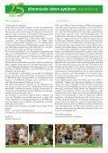 JUBILÄUMSAUSGABE - Elternrunde Down-syndrom Regensburg - Page 3