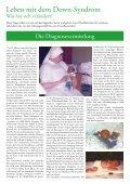 JUBILÄUMSAUSGABE - Elternrunde Down-syndrom Regensburg - Page 4