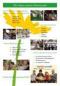 JUBILÄUMSAUSGABE - Elternrunde Down-syndrom Regensburg - Page 7