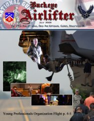 July BA.pmd - 179th Airlift Wing, Ohio Air National Guard - Home