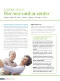 meet the augusta health cardiologists! - Page 6
