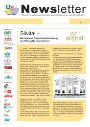 Newsletter 1-2010 - Österreichisches Netzwerk Betriebliche ...
