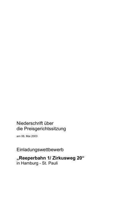 030520 Protokoll Preisgerichtssitzung.pdf - D&K drost consult