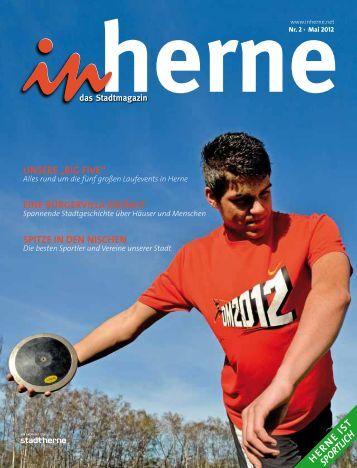 Stadtmagazin inherne Mai 2012 - Stadt Herne
