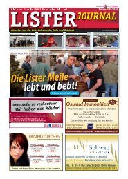 Lister Journal 05/2012 - LeineVision