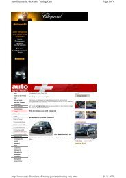 Page 1 of 6 auto-illustrierte: Gewinner Tuning-Cars 18.11 ... - Cartech