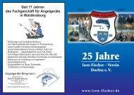 Chronik-Isenfischer 25 Jahre.pdf - Isen-Fischer Dorfen