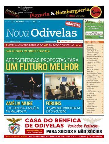 UM FUTURO MELHOR - Nova Odivelas