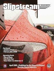 Slipstream April 2005 - Maverick Region
