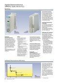 DigitalerÜberstromzeitschutz SIPROTEC 7SJ601 - Seite 3