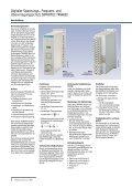 und Übererregungsschutz SIPROTEC 7RW600 - Seite 3