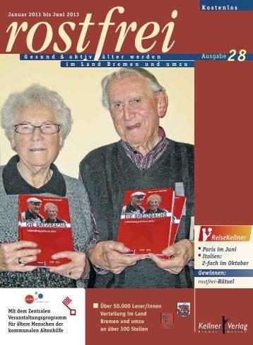 rostfrei - Kellner Verlag
