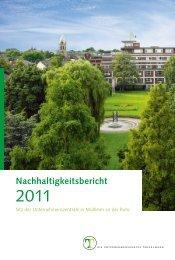 Nachhaltigkeitsbericht 2011 - Unternehmensgruppe Tengelmann