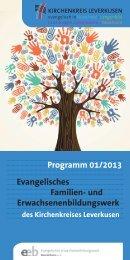 Zentrales Programm - Kirchenkreis Leverkusen
