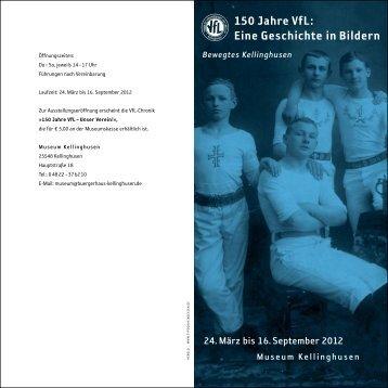 150 Jahre VfL: Eine Geschichte in Bildern - Kellinghusen
