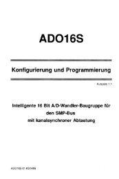 ADO16S