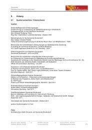 Städtebauliches Entwicklungskonzept - Strullendorf