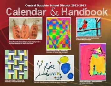 2012-13 CDSD Calendar & Handbook - Central Dauphin School ...