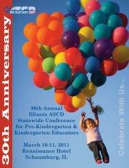 2011_Kdg_Registration_Program_Booklet_2011 ... - Illinois ASCD