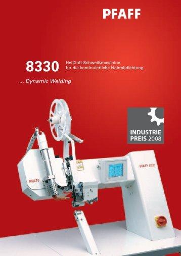 PFAFF 8330 - Zellweger GmbH