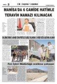 MANis_A'DA 6 cAMiDE HATİMLE - Manisa Belediyesi - Page 3
