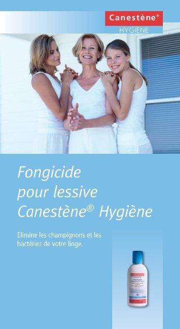 Fongicide pour lessive Canestène® Hygiène - Bayer